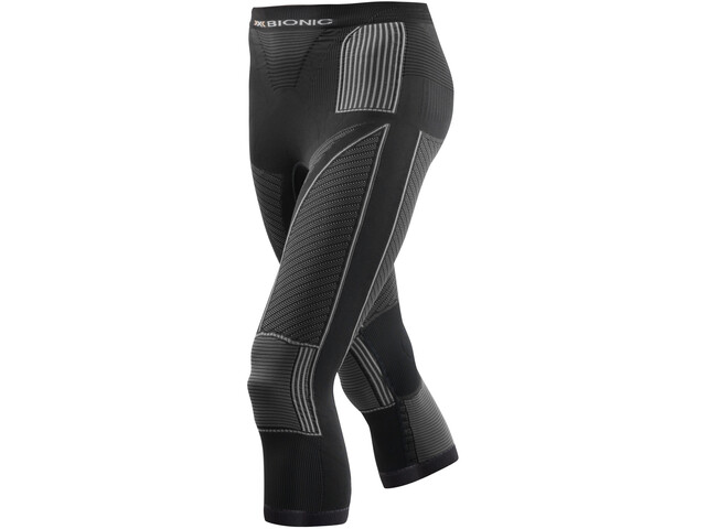 X-Bionic Energy Accumulator Evo Pants Medium Women Charcoal/Pearl Grey